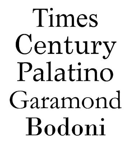 Image 1 of Discovered Fonts
