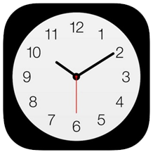 'Apple's' 'Clock' Logo
